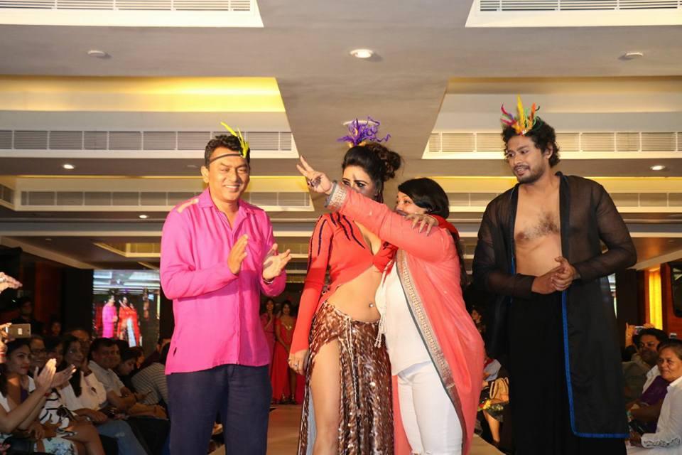 Fashion Designers Leave Their Mark At The International Fashion Week 2018 Gogoanow Goa Events