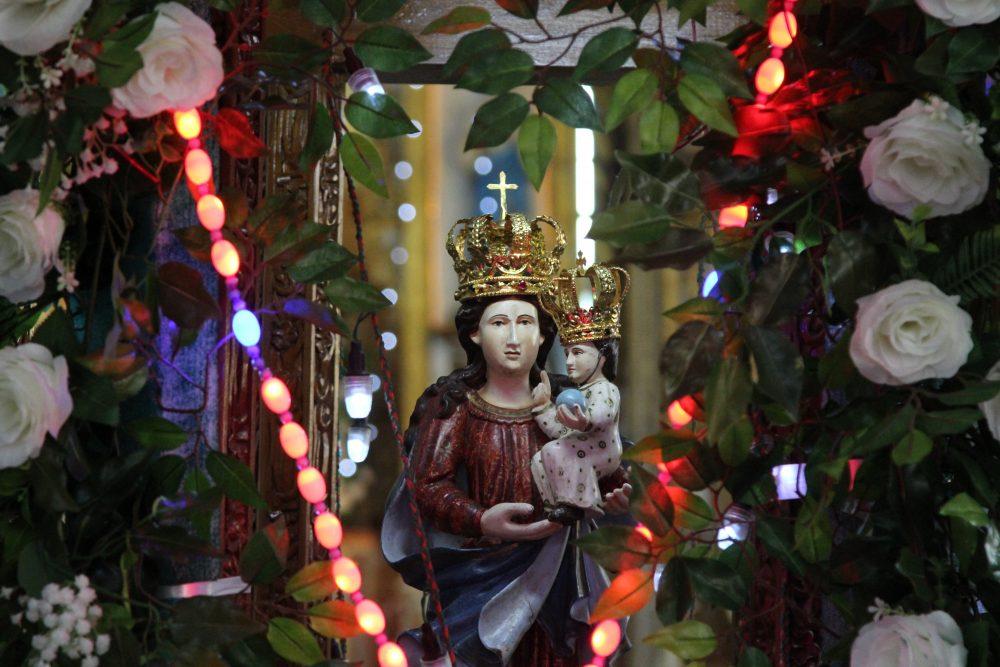 Milagres feast celebrated at St  Jerome's Church - GoGoaNow !
