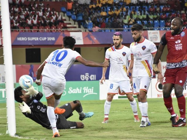FC Goa nets 5 past Jamshedpur, as 6 players sent off