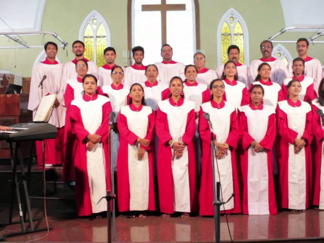 State level Choir competition on March 24