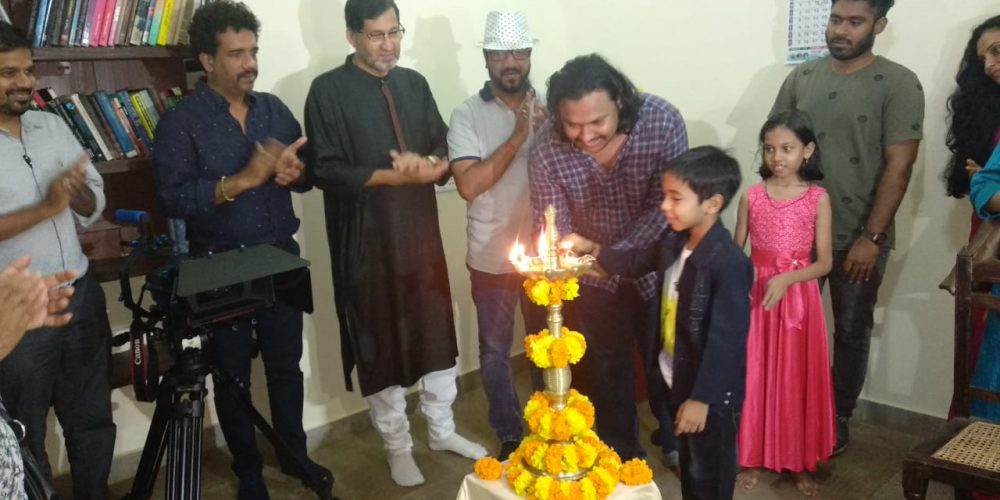 Vinsan World formally launches the shoot for 'STHALPURAN'