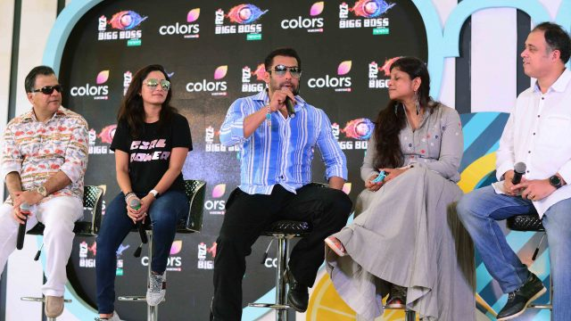 Salman Khan launches Big Boss 12