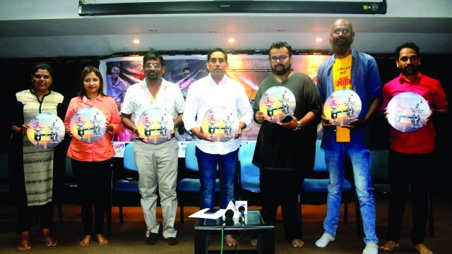 Promotional songs of upcoming Konkani movie 'Questao De Confusao' released