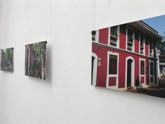 Photography exhibition of the Lusophone Society of Goa