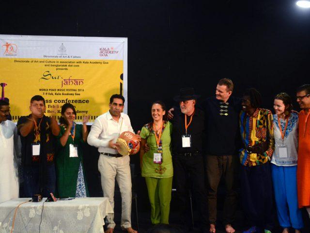 """""""Sur Jahan""""– World peace music festival"""