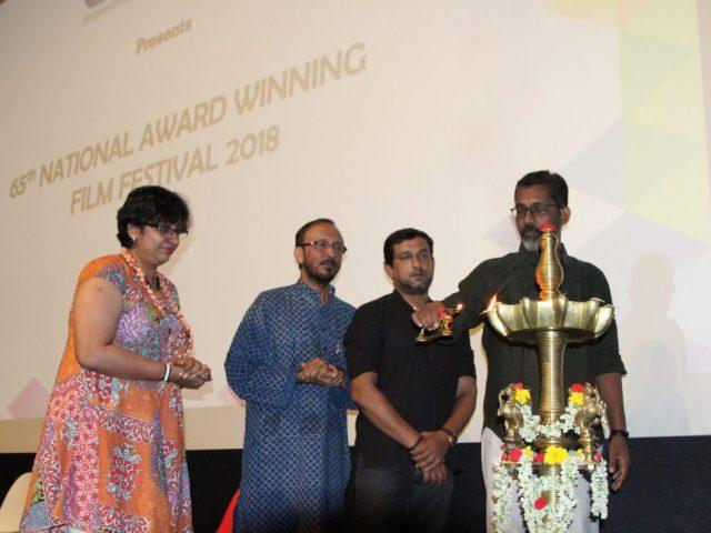 National Award Winning Film Festival 2018 inaugurated