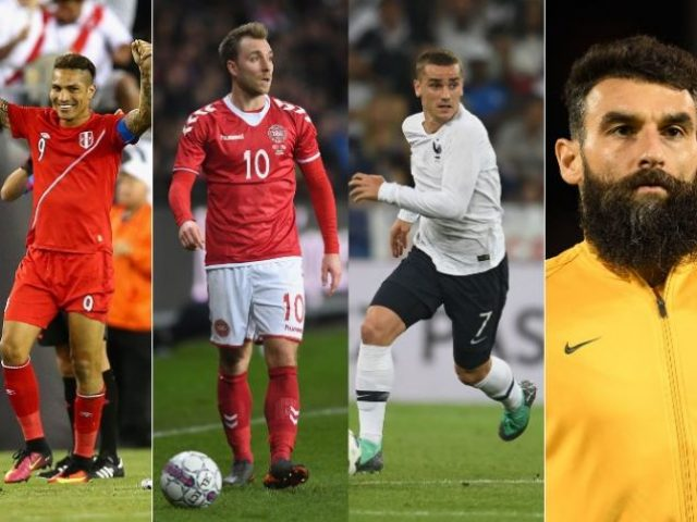 FIFA WC 2018: Group C- Preview