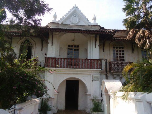 Menezes Braganza Mansion