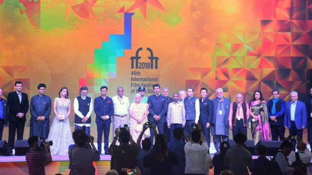49th edition of IFFI takes off