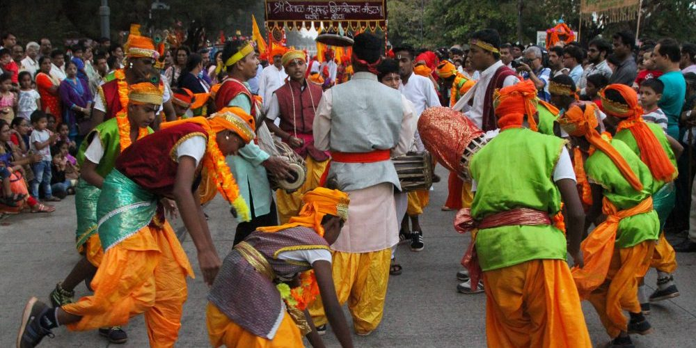 Selection trials for Goan folk groups