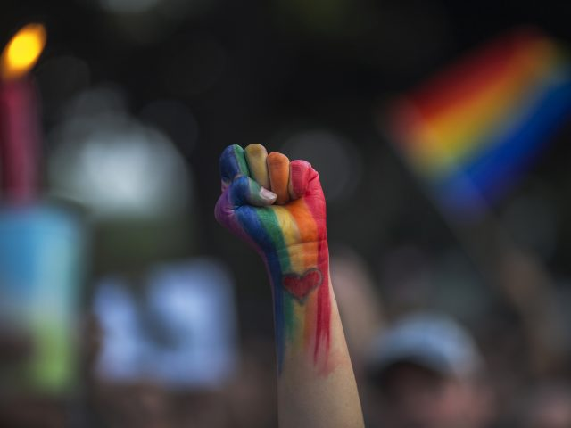 Celebrating LGBTQ through art