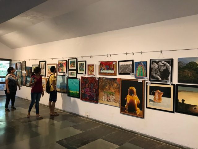 State Art Exhibition (Students Category)