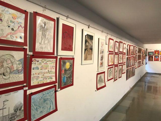 Children's Fine Art Exhibition