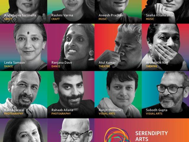 Serendipity Arts Foundation announces curators for Serendipity Arts Festival 2018