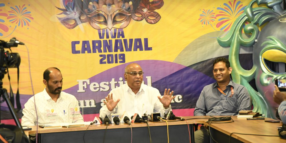 Carnival is a medium to promote our cultural heritage: Tourism Minister