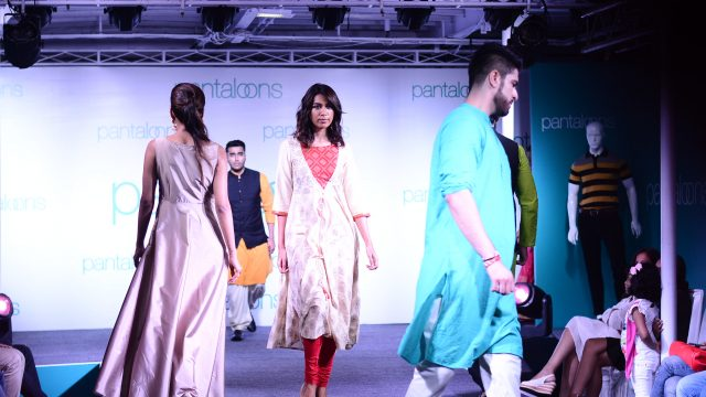 Pantaloons launches 'Festive'18' collection