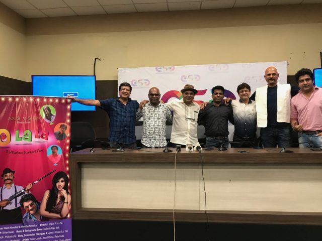 Konkani Comedy film 'O La La' to be premiered on May 27