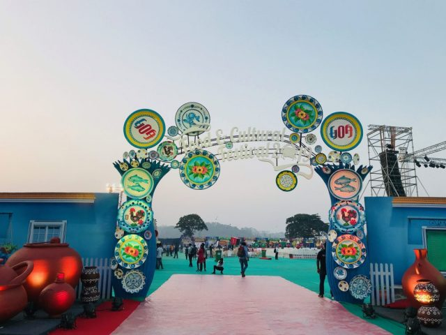 A Delicious Start- Goa Food and Cultural Festival 2019 inaugurated
