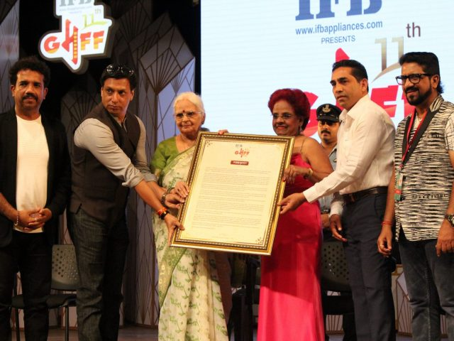 11th Goa Marathi Film festival gets rolling with the World Premier of 'Welcome Home'
