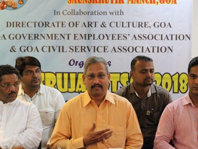 Kala Srujanotsav 2018- a cultural platform for Government employees