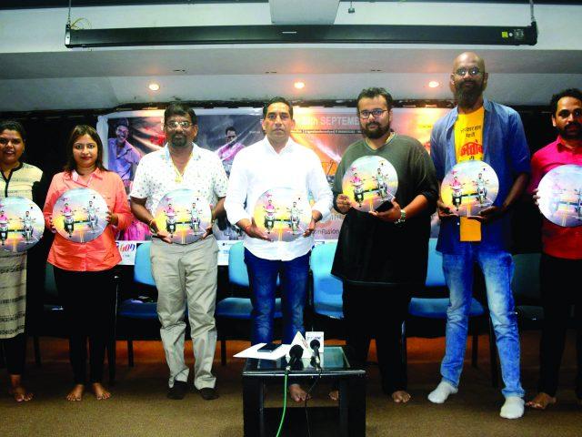 Promotional songs of upcoming Konkani movie 'Questao De Confusao' released