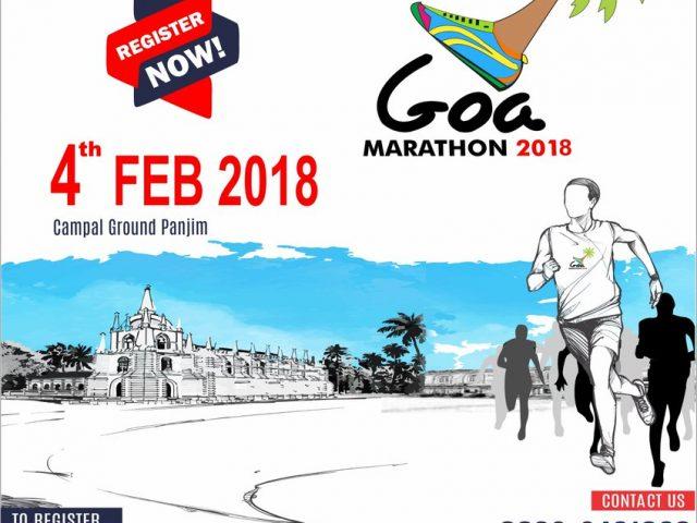 Goa Marathon 2018