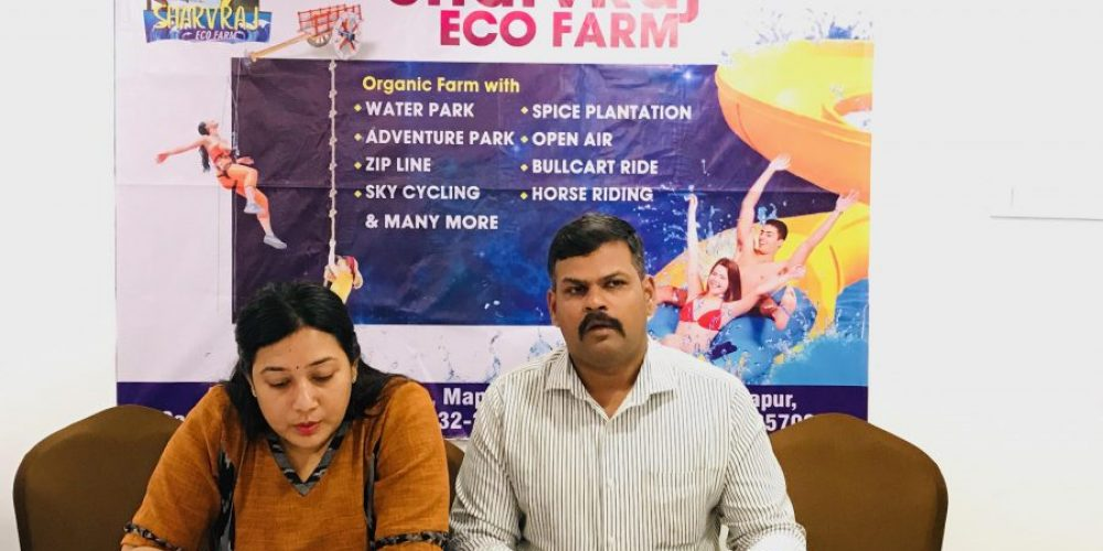 An eco-farm with thrills and adventure for the first time in Goa