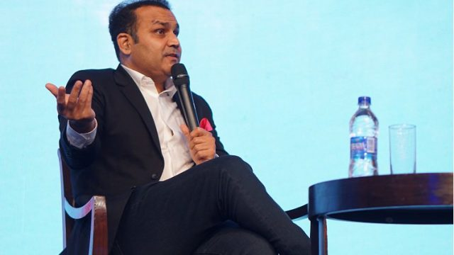 When India and Pakistan play a match, it is nothing less than a war: Sehwag