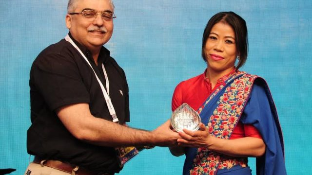 Strive for Consistency: Mary Kom