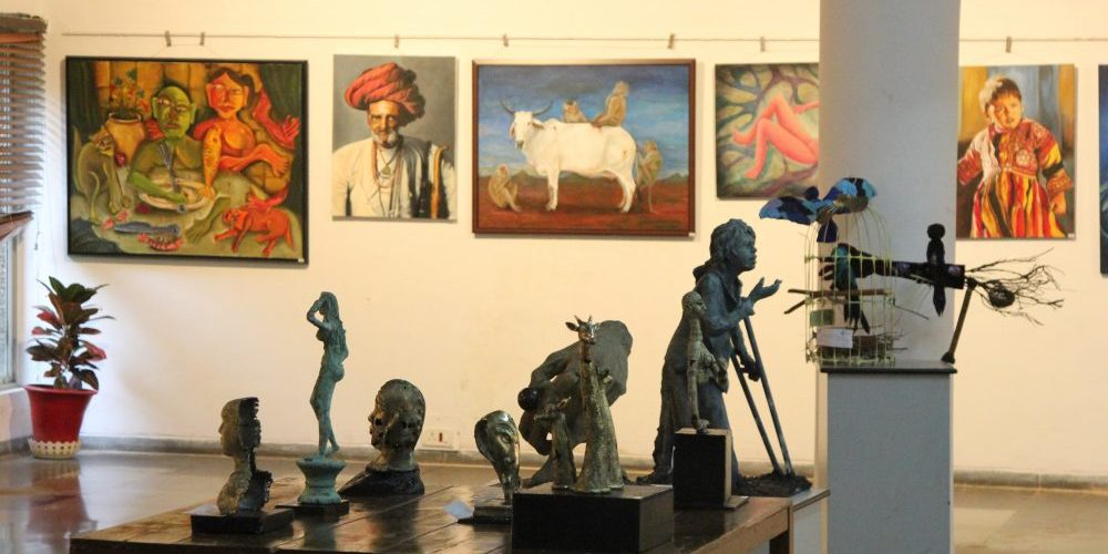 43rd State Art Exhibition at Kala Academy