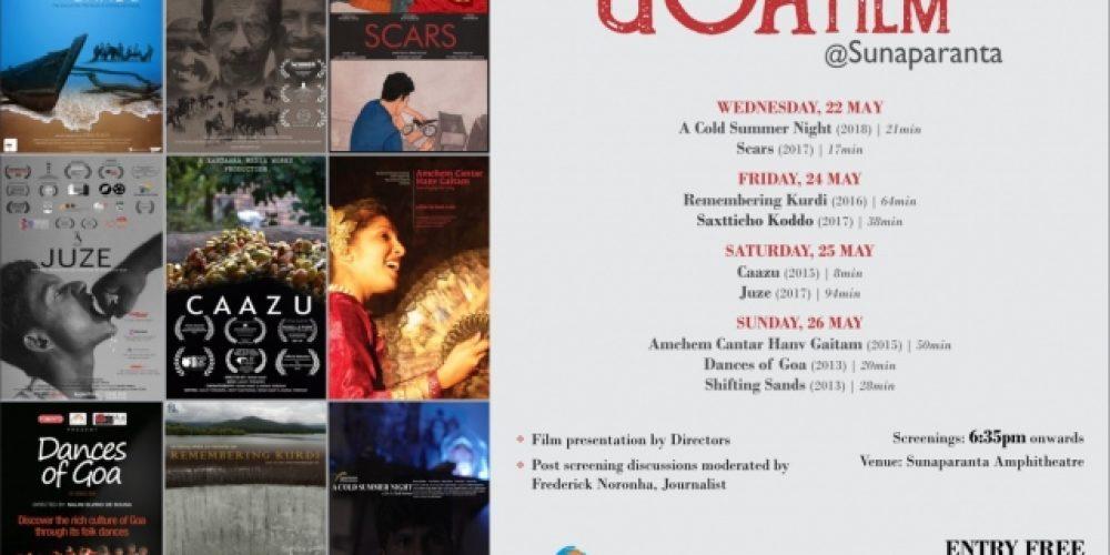Goa through films