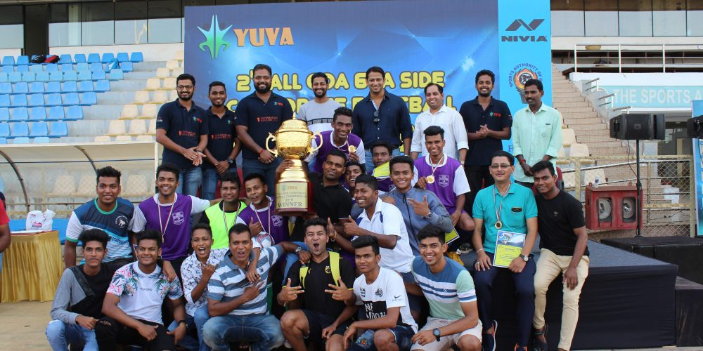Casino Pride wins 6A Side Corporate Football Championship