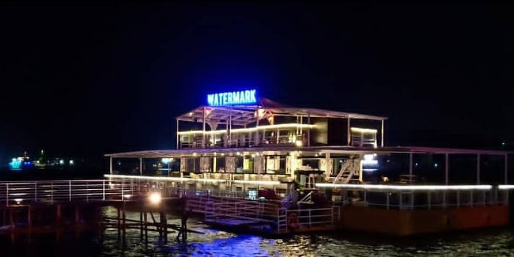 'Watermark' – Goa's first floating luxury lounge and bar