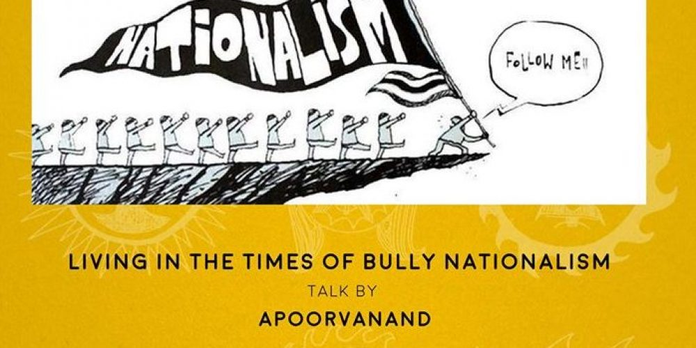 Nationalism which took shape while fighting the British