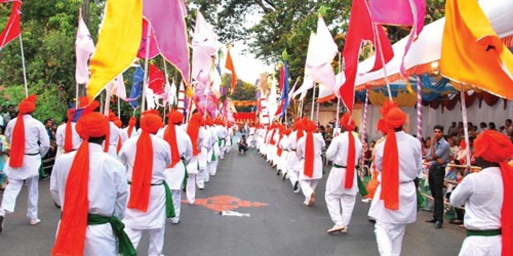 Shigmo parades will be held in the state from March 3