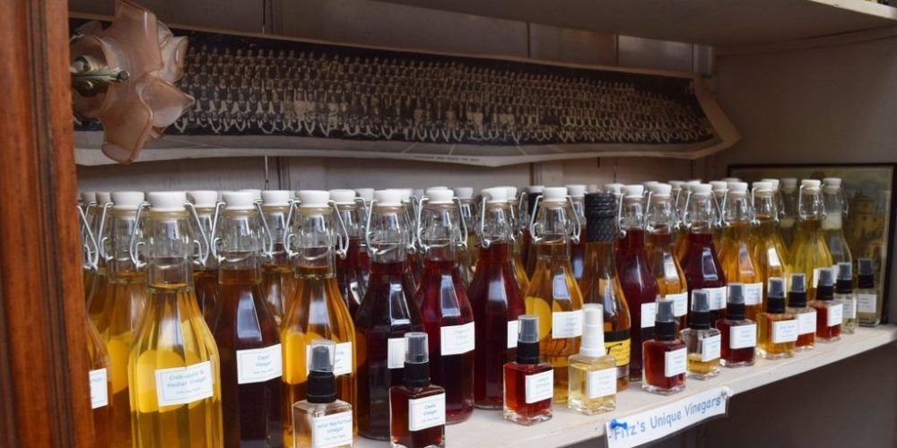 Vinegar- The secret to lip smacking Goan dishes