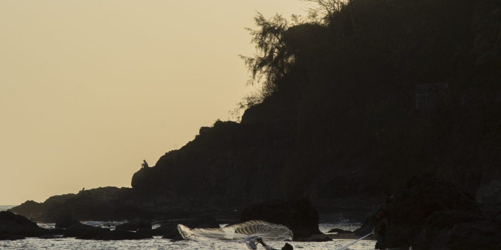 Whirlpools, crocodiles, and more. Find out what the life of a fisherman is like.