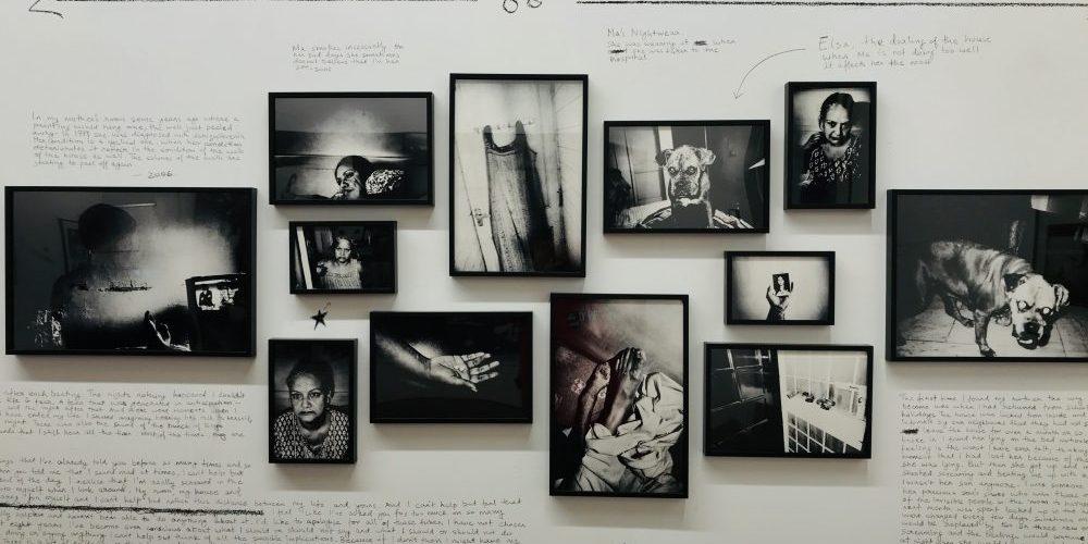 People enjoy different forms of art at SAF '18