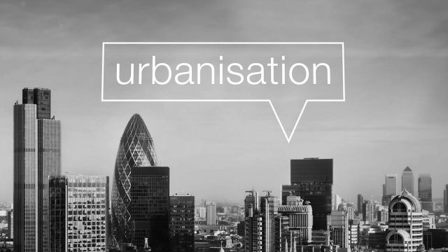 Understanding the language of Urbanisation
