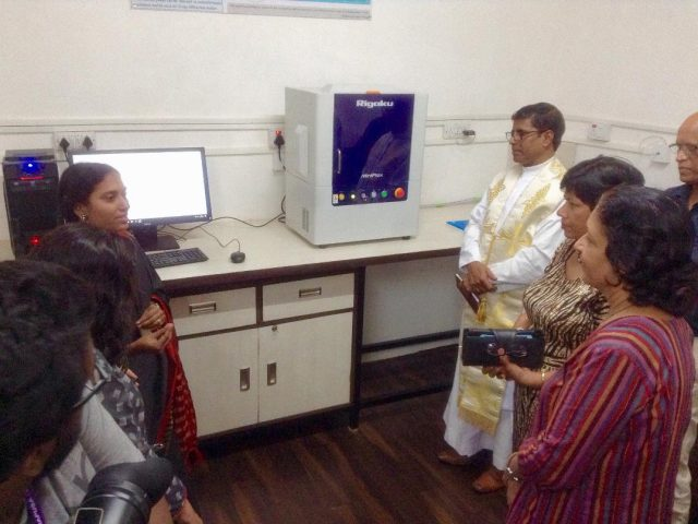 St. Xavier's college Mapusa inaugurates research instrumentation center