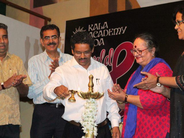 Kala Academy Observes World Music Day