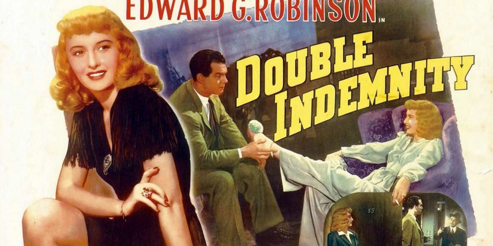'Double Indemnity' Movie Screening