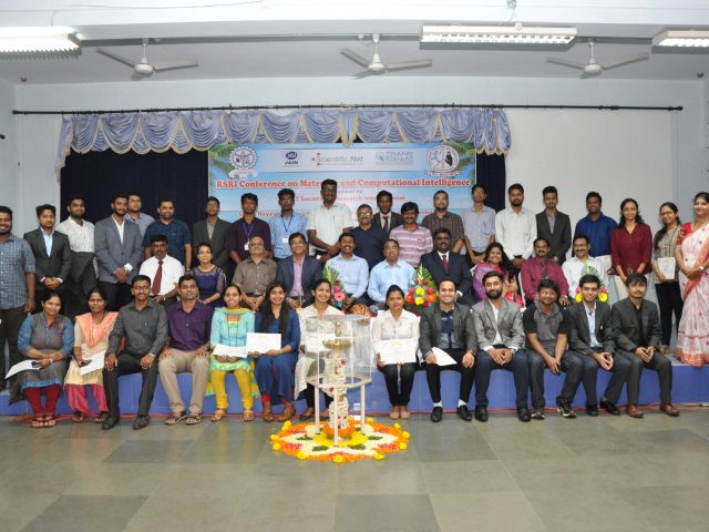 SRIEIT Shiroda holds conference on materials and computational intelligence
