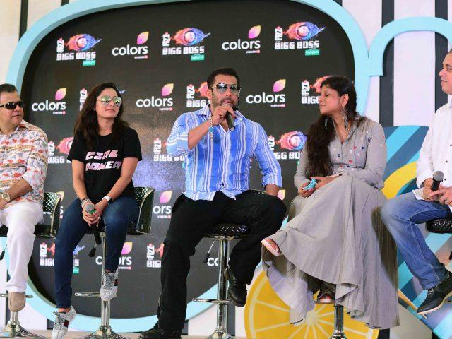 Salman Khan launches Big Boss 12