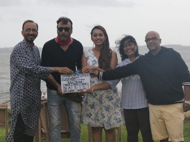 "Ester Noronha and Jackie Shroff to Starr in ""Kantaar"""