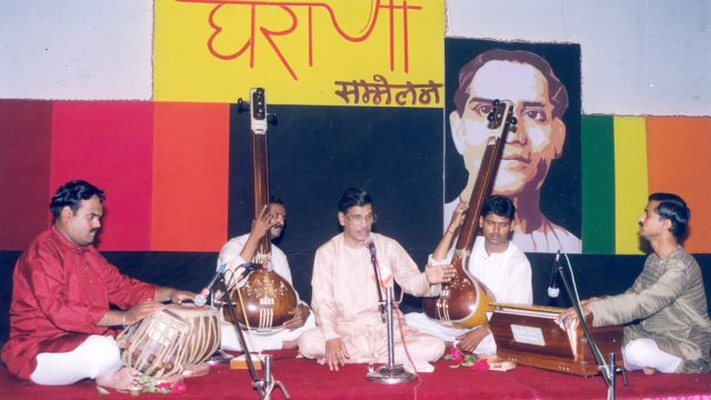 Into the mind of Kamlakar Naik- An Indian Classical Music Vocalist