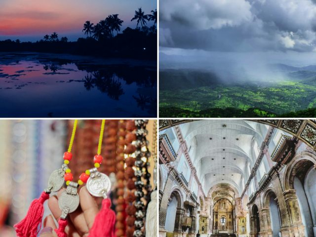 What to do during the monsoon season in Goa