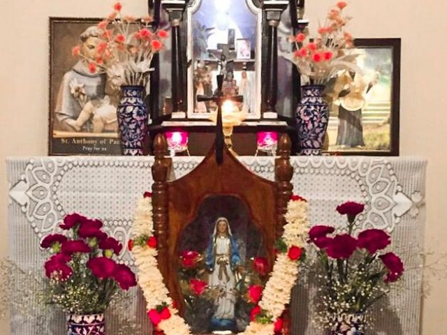 Feast of Our Lady in Goa