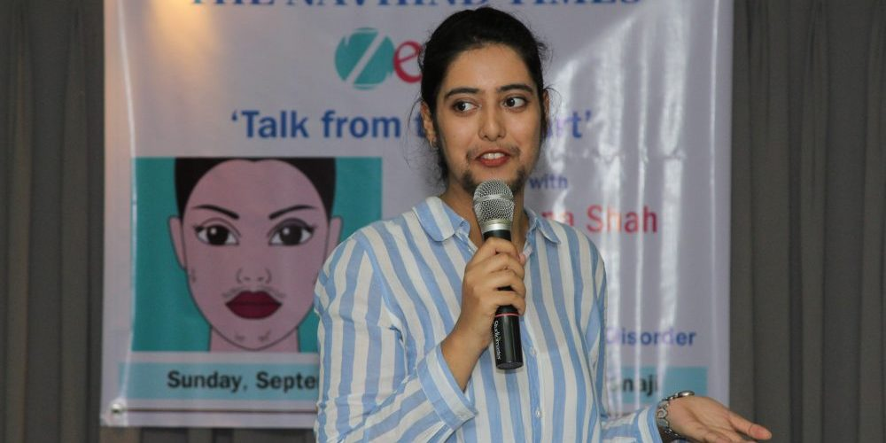 Sabreena Shah talks from the heart