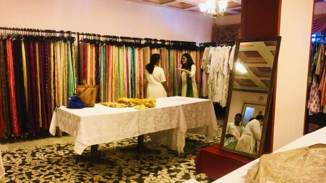 Fabric Collection by Manju Jalota